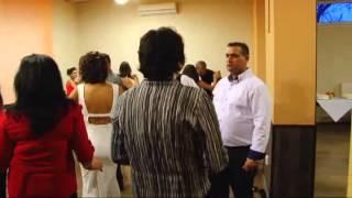 Svadba Tomáša a Janky Banská Bystrica 2015, Križová ves, časť 1