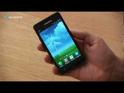Samsung Galaxy S 2 teszt - GSM online™