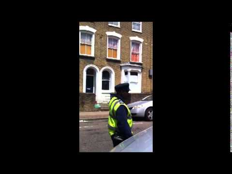 Parking Tickets - Civil Enforcement Officers.. A Short Video