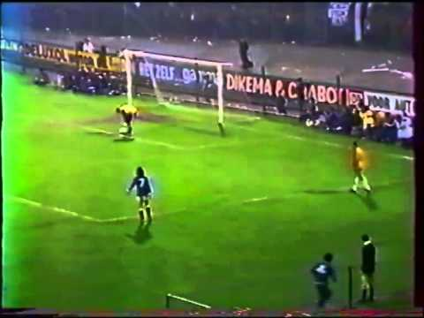 World Cup Qualifying 1982  France   v   Netherland