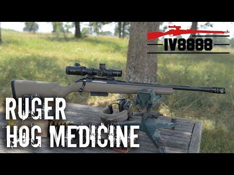 Ruger American .450 Bushmaster