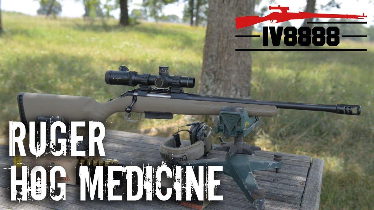 Ruger American  450 Bushmaster