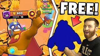 800 PRIMO SHOWDOWN PUSH & FREE REAL LEGENDARY SPIKE GIVEAWAY IN BRAWL STARS!