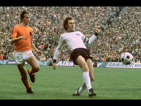 Classic Matches #6 | West Germany vs Netherlands - 1974 WC Final