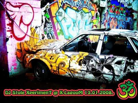 DJ SET - ( Part 1 - DJ Stole ) - ( Part 2 - DJ Max ) - Xperiment