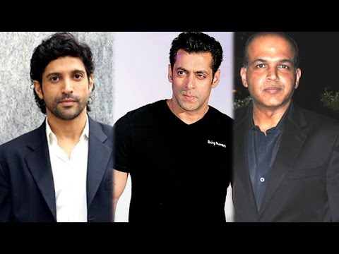 Farhan Opens Up About His Equation With Salman | Ashutosh Gowariker