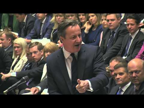 PMQs 3rd of June 2015: Choice Highlights