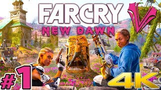 Far Cry New Dawn (01) - PREMIERA! | Vertez | PC