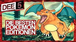 Die besten Pokémon Editionen | Dee 5