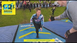 Rough Runner - the UK's only TV game show inspired obstacle event