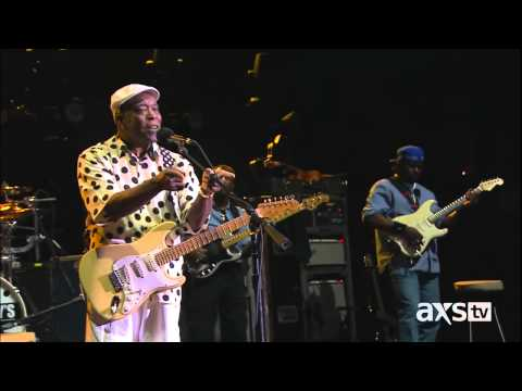 Buddy Guy  From Red Rocks 2013 FullHD 3D