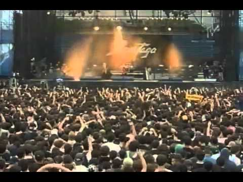 Savatage Gutter Ballet Monsters Of Rock 1998 Brazil Youtube