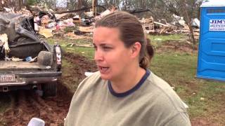 Shawnee Oklahoma Resident Grateful For Support From Red Cross