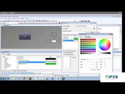 WINCC 7.4.0 Interface With TIA Portal S7-1200 | IPCS Automation PLC SCADA BMS CCTV Training