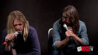 Dave Grohl and Taylor Hawkins on depression and the deaths of Chris Cornell and Chester Bennington
