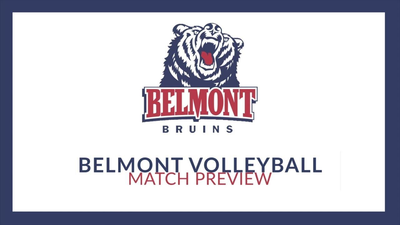 Tntech Calendar.Belmont Volleyball Match Previews For Jacksonville State Tn Tech