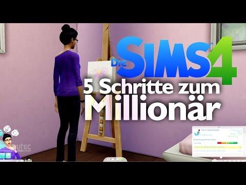 Die Sims 4 Geld-Tipps | 5 Schritte zum Millionär