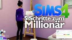 5 Schritte zum Millionär | Sims 4 Geld-Tipps