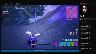 Fortnite BR Playing Squads Getting some dubs