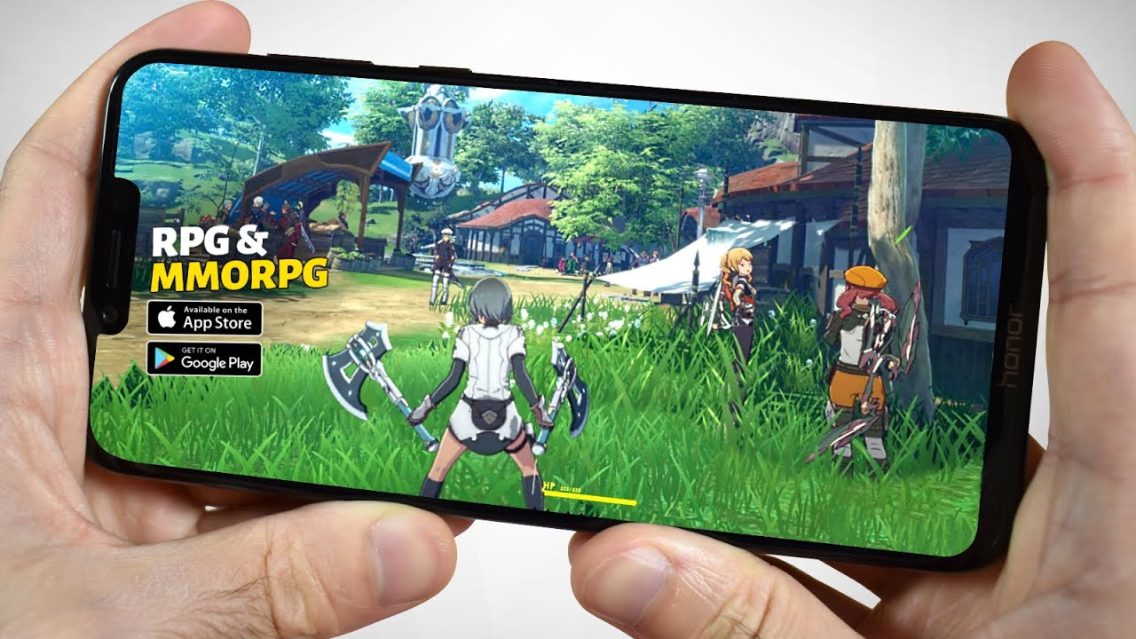 Top 25 Best RPG Games For Android & iOS 2021   OFFline/ONline