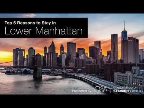 New York City Attractions: Discover Lower Manhattan