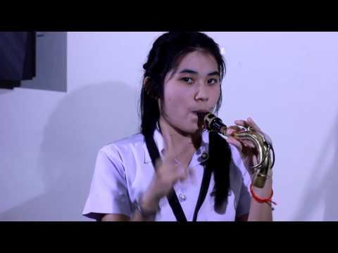 การเป่าTenor Saxophone ขั้นพื้นฐาน