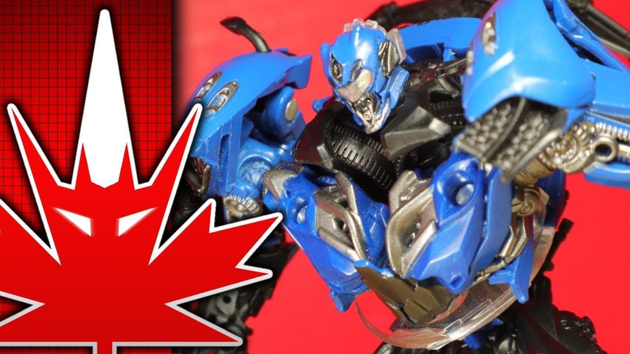 Transformers Studio Series KSI Sentry Review by TFanPage101