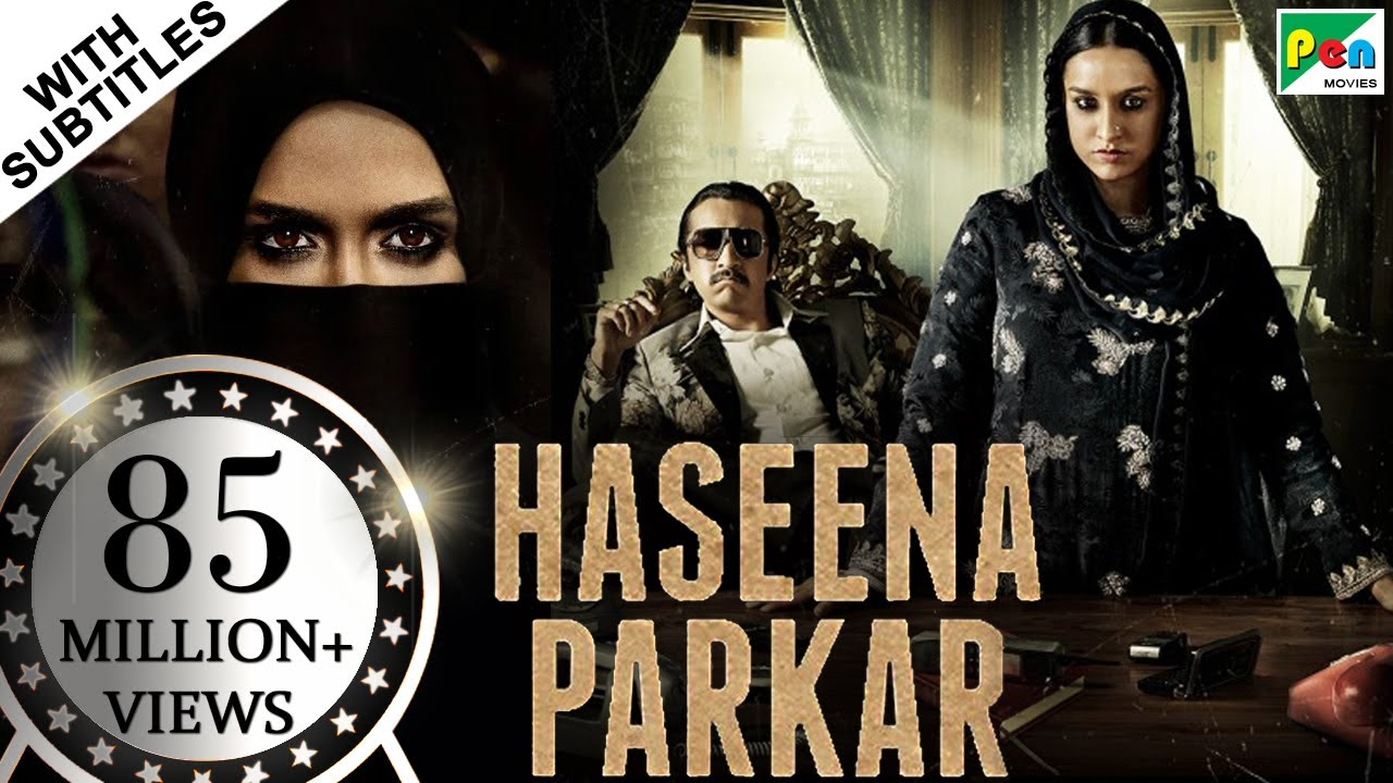 Haseena Parkar Full Movie HD 1080p | Shraddha Kapoor, Siddhanth Kapoor, Apoorva | Bollywood Movie