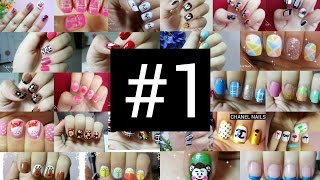 nail art designs compilation 2016 1   valentine s day   ami nails