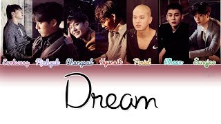 BTOB (???) - DREAM (??)  Lyrics (Color Coded/ENG/ROM/HAN) MP3