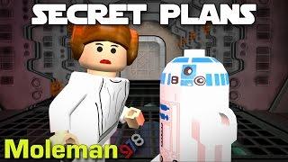 Secret Plans! | Lego Star Wars The Complete Saga #19