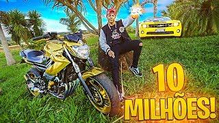 COMO CONSEGUI 10.000.000 MILHÕES DE INSCRITOS ?! thumbnail