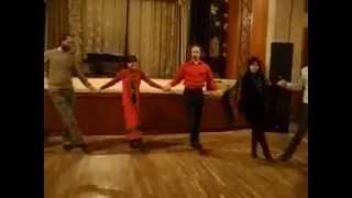Обучение танцам. Сиртаки-Греция