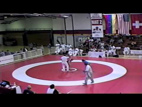 1999 Canada Cup: 51 kg Erica Sharp (CAN) vs. Marcia Andrades (VEN)