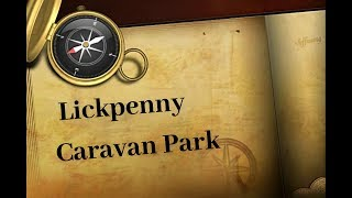 Derbyshire | Lickpenny Caravan Park Arrival.