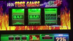 Hell's Bells slot- 2 Max Bet bonuses!