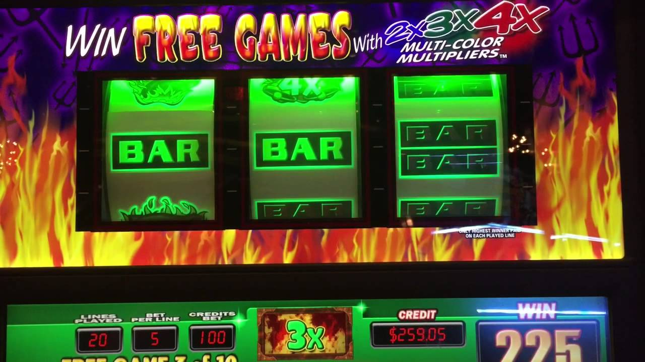 videos of hells bells slot wins