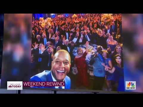 NBC anchor Craig Melvin shares his Blue Hope Bash experience on Today