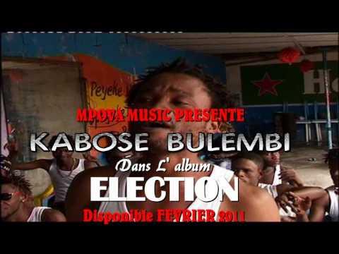 KABOSE BULEMBI/ EN ROUTE VERS L' ALBUM ELECTION/ REPETION A KINSHASA