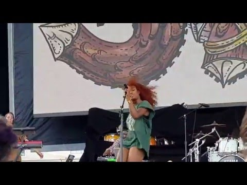 Sza-Childs Play @ Life Is Beautiful