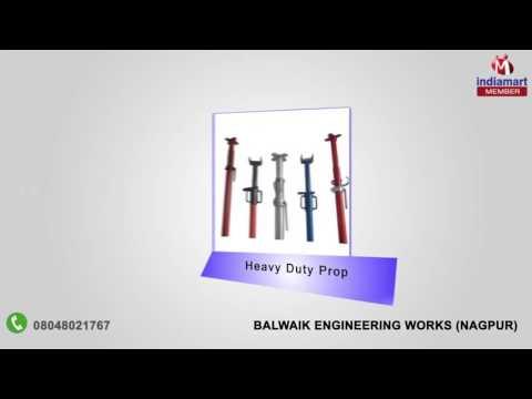 Adjustable Base Jacks and Beam Spans By Balwaik Engineering Works, Nagpur