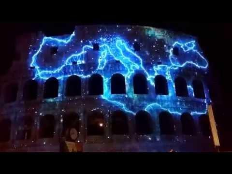 "International Year Of Light 2015 ""Legenda Aurea"" 11/10/2015"