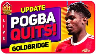 RONALDO In Charge? POGBA Can Go for FREE! Man Utd News