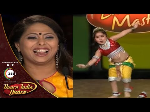 Dhairya Dance Moves SHOCK Judges - DID L'il Masters Season 3 - Mumbai Auditions