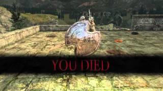 Dark Souls 2 - Level Design and Bosses