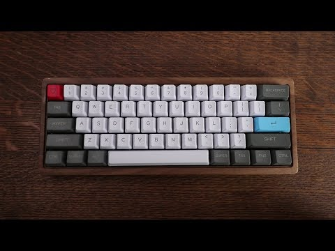 60% Mechanical Keyboard Build Guide