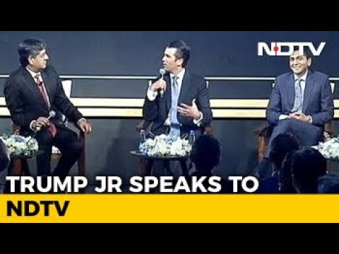 Dad Being President Not Good For Business: Donald Trump Jr To NDTV
