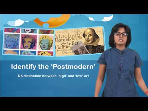 Postmodernism in Literature - Introduction
