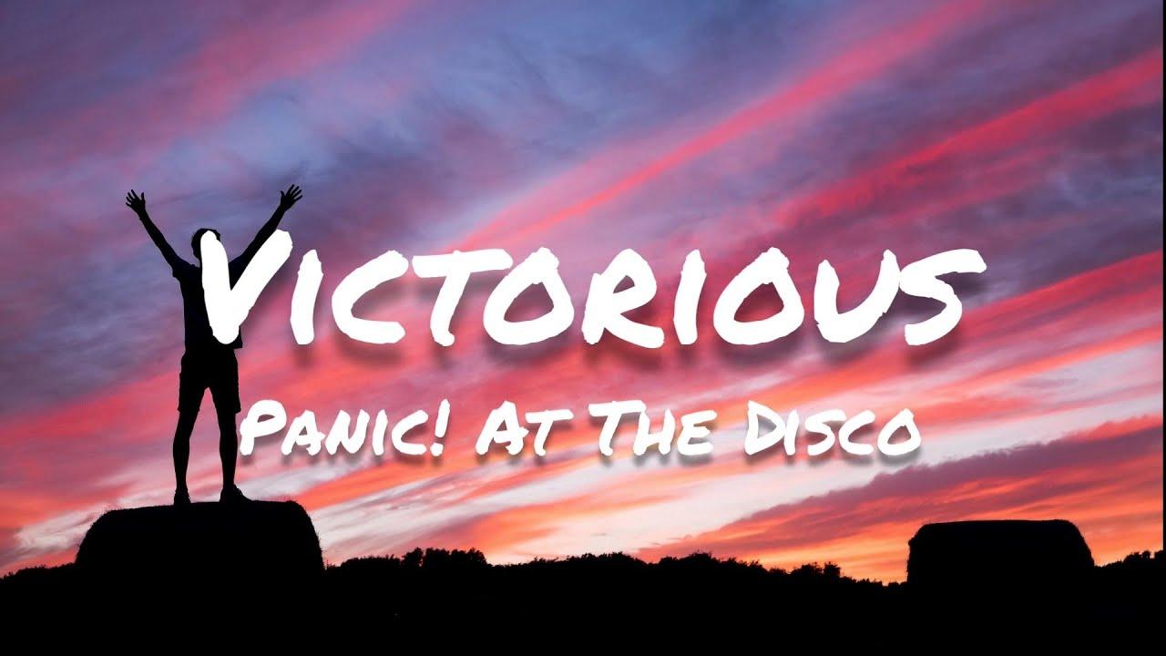 Download Panic! At The Disco - Victorious (Lyrics)
