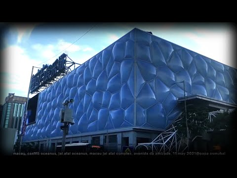 macau, casino oceanus, jai alai oceanus, jai alai complex, av. da amizade, 11 may 2021@papa osmubal